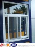 Дешевое китайское окно алюминия/PVC сползая