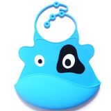 Child/Kids를 위한 쉬운 Cleaning Silicone Bibs