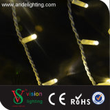 IP65는 LED 고드름 떨어지는 빛을 방수 처리한다
