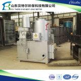 Piante dell'inceneratore dello spreco di buona qualità per il trattamento dei rifiuti solidi