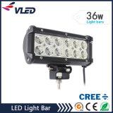 36W CREE LED-Lichtleiste mit Ce RoHS für Jeep