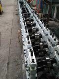 Strumentazione di alluminio della barra del distanziatore della saldatura ad alta frequenza/linea di produzione di alluminio di vetro vuota della barra