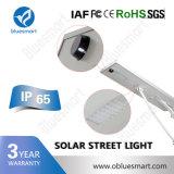 Iluminação ao ar livre clássica 40W todo em uma luz de rua solar