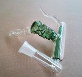 Schädel-kleines rauchendes Huka-Rohr