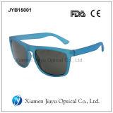 Óculos de sol polarizados populares da forma do Mens Tr90