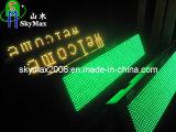 Panneau de signe de message de défilement de fenêtre d'affichage à LED