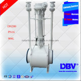 API Wcb Válvulas de bola montadas con muñón de brida con ce