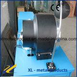 Machine sertissante de pipe en caoutchouc automatique de qualité très bonne