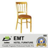 Chaise en bois de chaise de loisirs de meubles d'hôtel (EMT-818)