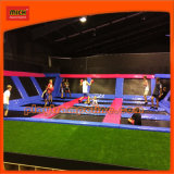 Body Buildingのための子供Indoor Discounted Bounce Equipment Trampoline