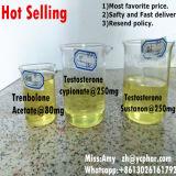 Probar el propionato anabólico de la testosterona del polvo de las hormonas esteroides del apoyo 99.5%