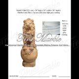 León animal Ma-222 de Metrix Carrara del granito animal de piedra animal de mármol