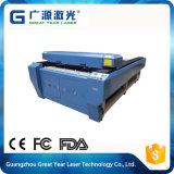 Máquina de estaca do laser do CNC para o material do metal & do metalóide