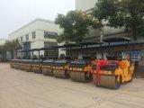 3 톤 고품질 디젤 엔진 진동하는 쓰레기 압축 분쇄기 (YZC3H)