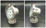 IP68 indicatore luminoso della piscina LED del CREE LED 8W