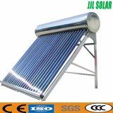 ヒートパイプの太陽給湯装置(太陽系の熱いコレクター)