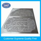 Kundenspezifische einfache Gleitschutzgummiform für Fußbodengummimatte