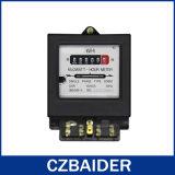 Tester attivo elettronico bifilare monofase di costo energetico di watt-ora (DD862)