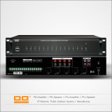 terminais da transmissão do IP 1u/2u para a rede de IP/TCP