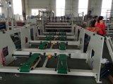 Tocador que raja la máquina de proceso del papel de tejido de la máquina de Rewinder