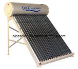 Calefator de água solar não pressurizado de Qal (180L)