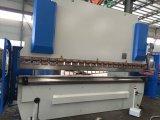 Máquina plegable del metal hidráulico de la calidad del TUV del Ce (WC67)
