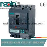 Tipo inteligente novo MCCB com indicador do LCD