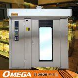 Оборудование печи выпечки 4 шкафов многофункциональное для печенья, хлеба, торта, топления электрическим Gaz или угля