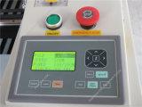 Machine de découpage en caoutchouc de gravure de laser de commande numérique par ordinateur de CO2 de tissu de plexiglass acrylique de papier Fmj6040