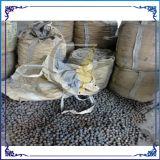 Bille de meulage en acier de medias de Casted pour le broyeur à boulets (20-150mm)