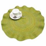Welle pp. gesponnenes Tablemat für Tischplatte und Küche