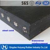 Langstreckenübermittelnsystems-Stahlnetzkabel-Förderband