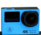 appareil-photo de sport Dving de l'action 4k de la came 30m mini DV du WiFi sous-marin