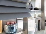 2015年のWelbom新しいデザイン白いカラー光沢度の高い食器棚の木の家具