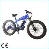 50-75km 48V 750Wのグリーン電力の脂肪質のタイヤEの道の電気バイク(OKM-1191)