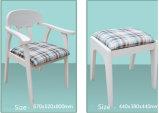 [سليد ووود] حديثة يتعشّى أثاث لازم اثنان طبقة طاولة وكرسي تثبيت