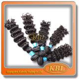 Бразильские 5A человеческие волосы Textures