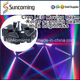 RGBW 4 in 1 Lotus Scanner Light LED Moving Head