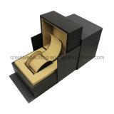 Fornecedor luxuoso da caixa de relógio do tipo da qualidade superior