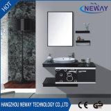 Mobilia dell'hotel dell'acciaio inossidabile di alta qualità con lo specchio