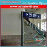 Aéroport arrêtant le Signage directionnel de DEL