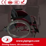 Sedia a rotelle elettrica duratura della batteria di litio 24V con Ce