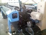 高速デニムファブリックShuttleless空気ジェット機の織機の編む機械