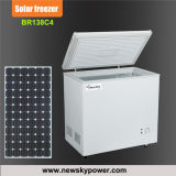солнечный замораживатель холодильника 408L