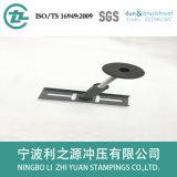 Metal que carimba as peças montadas do suporte