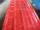 Сталь покрынная цветом Coil/PPGI/PPGL/Pre-Painted гальванизировала стальные катушки