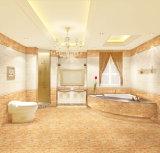 Azulejos de cerámica de la pared de las ideas del buen cuarto de baño moderno del diseño
