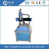 Venta caliente de la máquina de publicidad 3D Mini 3030 de grabado del CNC