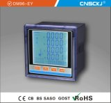 2015 neues Panel-Messinstrument Dm96-Ey LCD-Digital KWH