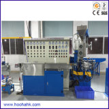 Línea eléctrica y electrónica hecha en fábrica máquina del estirador del alambre de la protuberancia del PVC